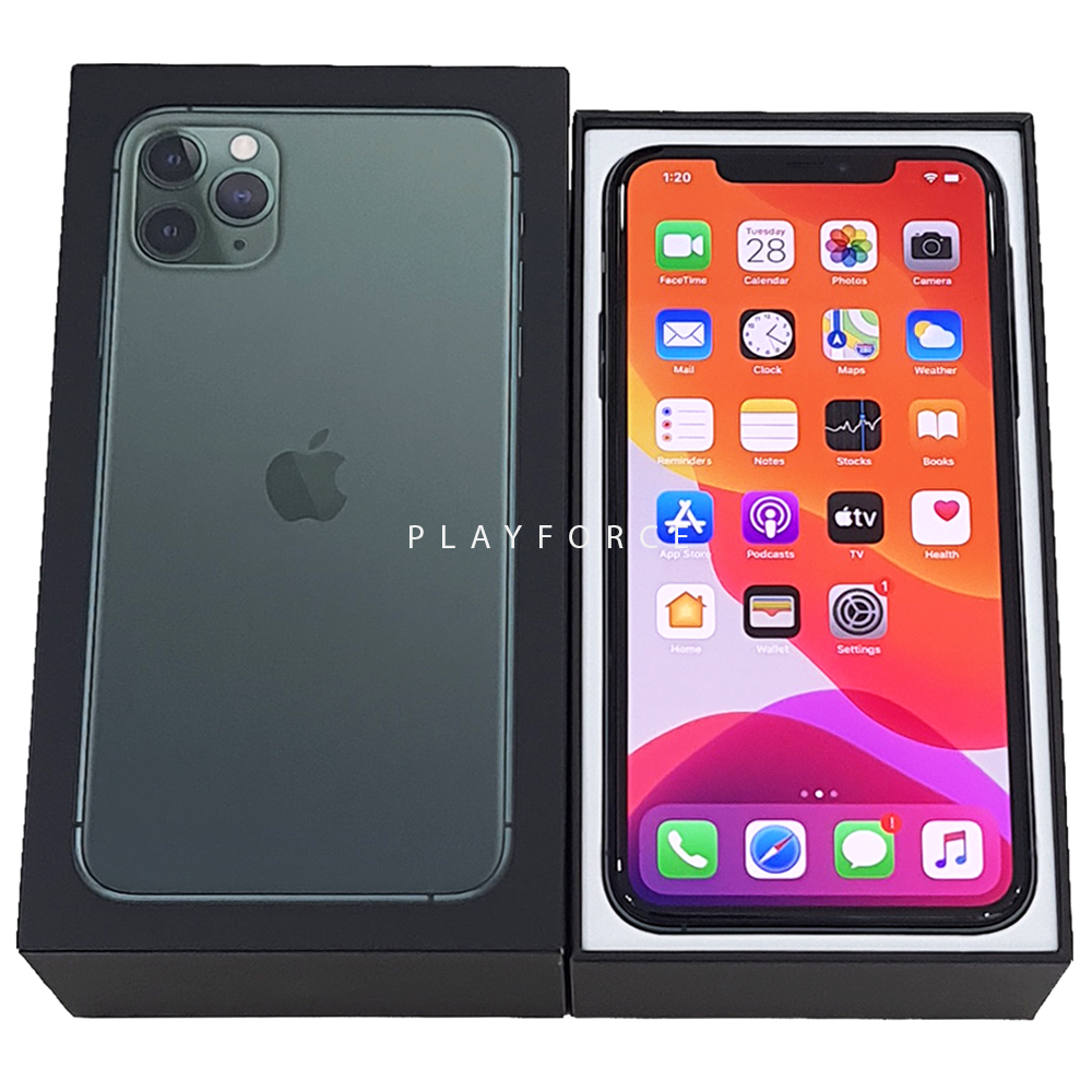 iPhone 11 Pro Max (256GB, Midnight Green)