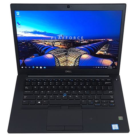 Latitude 7490 (i7-8650U, 16GB, 512GB SSD, Touch Screen, 14-inch)