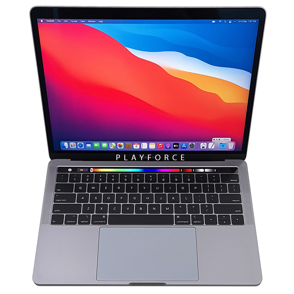 MacBook Pro 2019 (13-inch, 128GB, 2 Ports, Space)(AppleCare+)