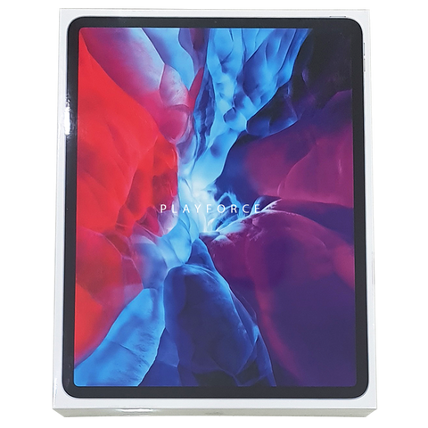 iPad Pro 12.9 Gen 4 (512GB, Wi-Fi, Silver)(Brand New)