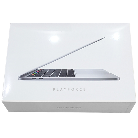 MacBook Pro 2020 (13-inch, 256GB, 2 Ports, Silver)(Sealed)