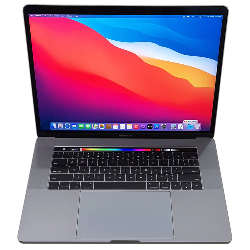 MacBook Pro 2018 (15-inch, i7 16GB 256GB, Space)(AppleCare+)