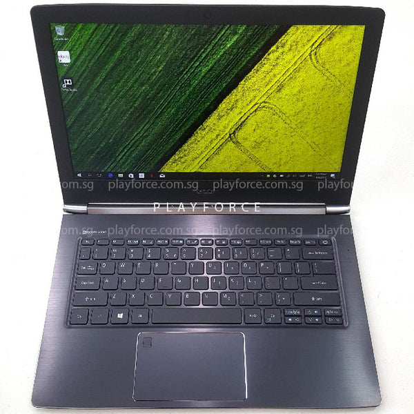 Acer S5, i5-7200U, 8GB, 512GB SSD, 13-Inch FHD Touch Screen