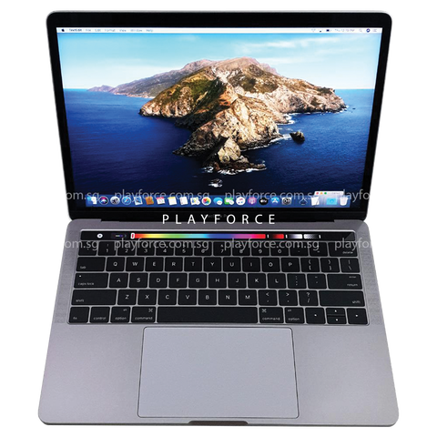 Macbook Pro 2017 (13-inch, i5 16GB 512GB, Space)(AppleCare)