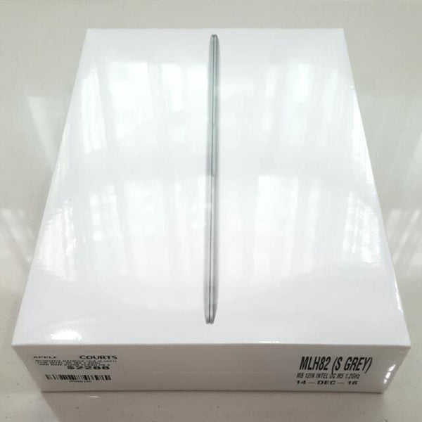 Apple Macbook Early 2016, 12-Inch Retina, Space Grey [Brand New]