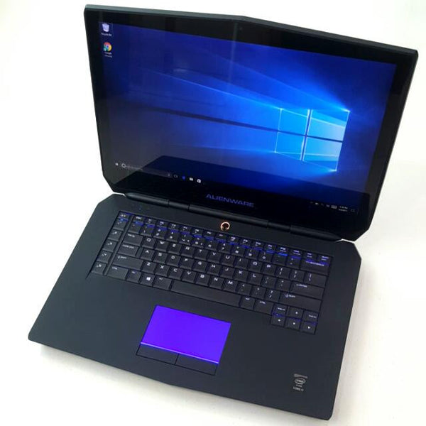 Alienware 15, i7-4710HQ, GTX 970M, 500GB SSD, 15.6-UHD Touch Screen