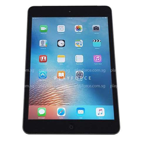 iPad Mini 1 (16GB, Cellular, Space Grey)