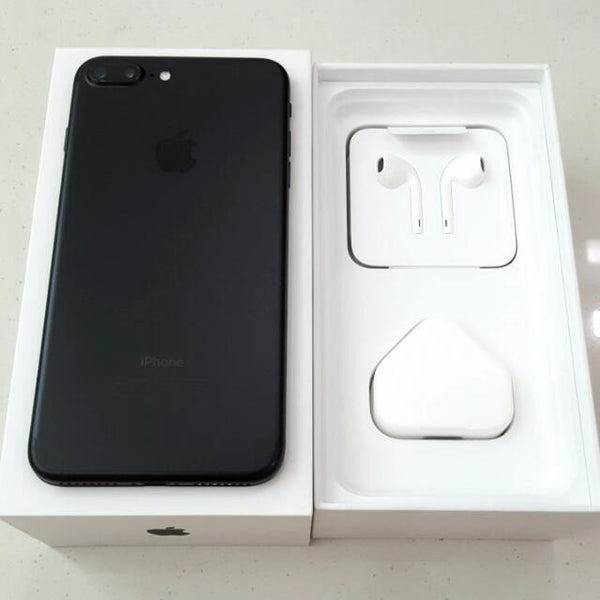 Apple iPhone 7 Plus Matt Black 128GB