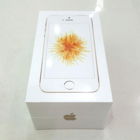 iPhone SE 64GB Gold [Brand New]