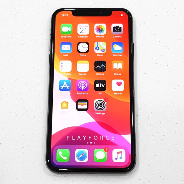 iPhone X 64GB (Space Grey)