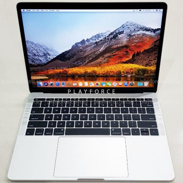 MacBook Pro 2017, 13-inch Retina, 128GB