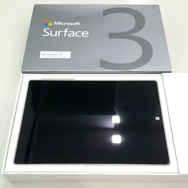 Microsoft Surface 3 128GB / 4GB RAM