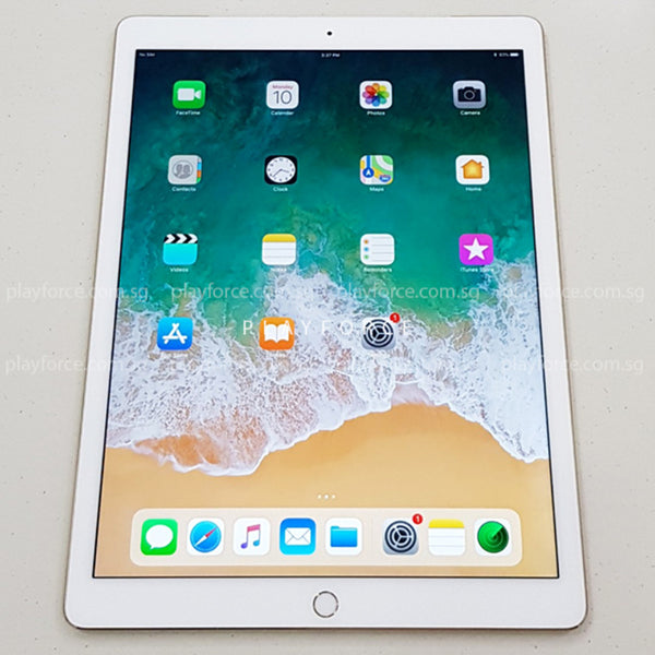 iPad Pro 12.9 Gen 1 (128GB, Cellular, Gold)