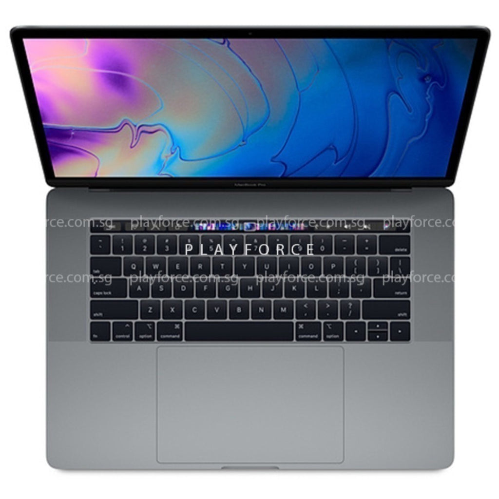 Macbook Pro 2019 (15-inch Touch Bar, 256GB, Space)(Brand New)