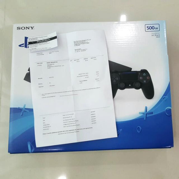 Sony PS4 Slim 2006A 500GB (Brand New)