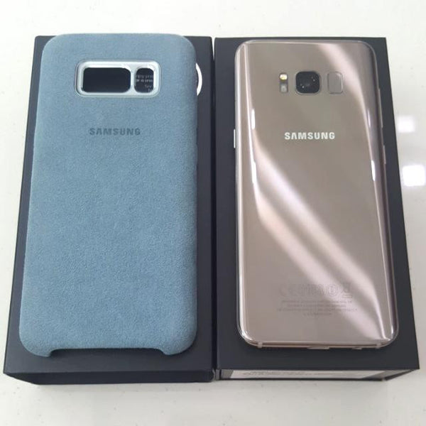 Samsung S8 Maple Gold