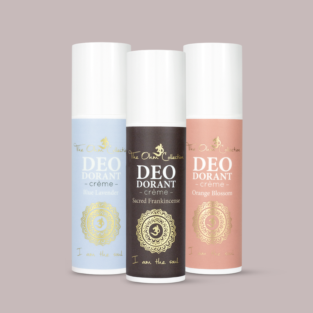 FRISCHE - Deo Creme Sacred Frankincense