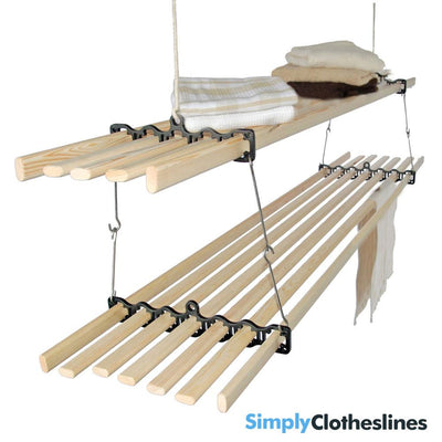 Stacker Gismo Kitchen Maid Pulley Clothes Dryer Airer