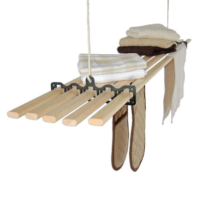 Five Lath Gismo Kitchen Maid Clothes Dryer Airer at Simply Clotheslines