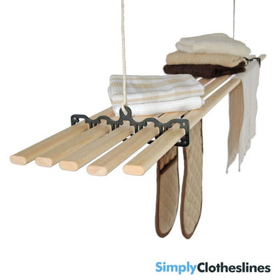 Five Lath Gismo Kitchen Maid Clothes Dryer