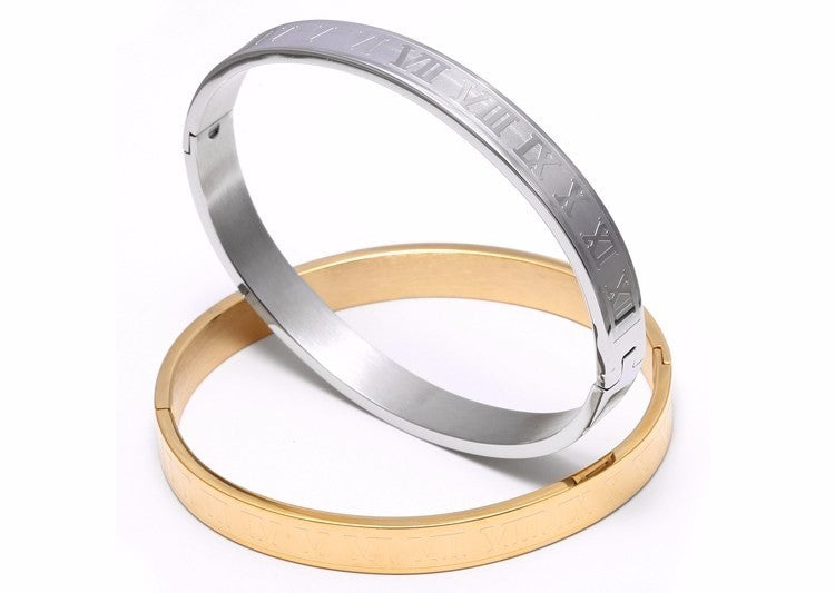 Stainless Steel Open Cuff/Bangle - Theodore Designs