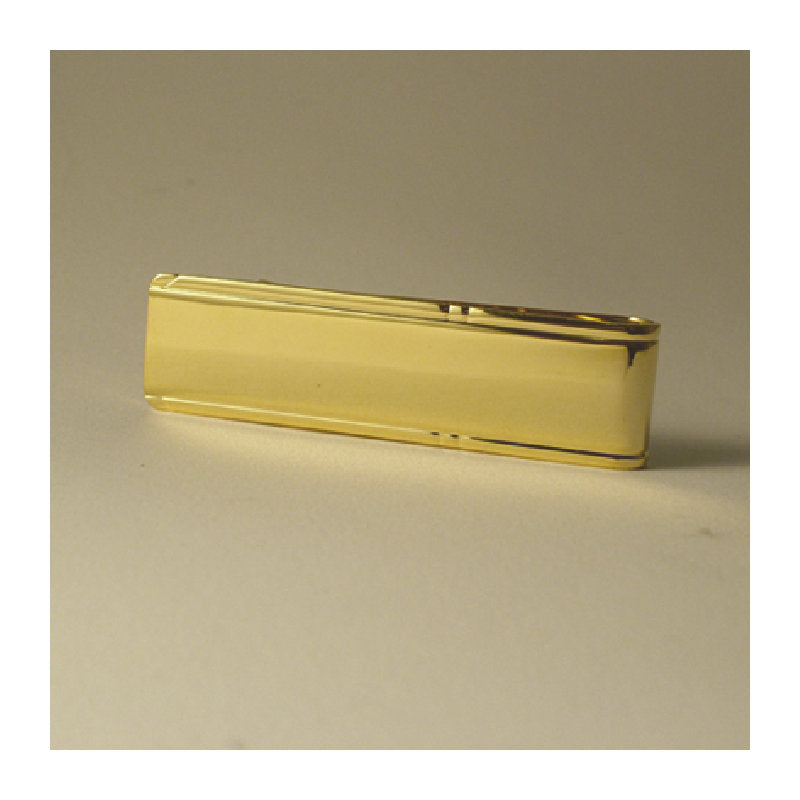 Gold Plated Money Clip - Theodore Designs