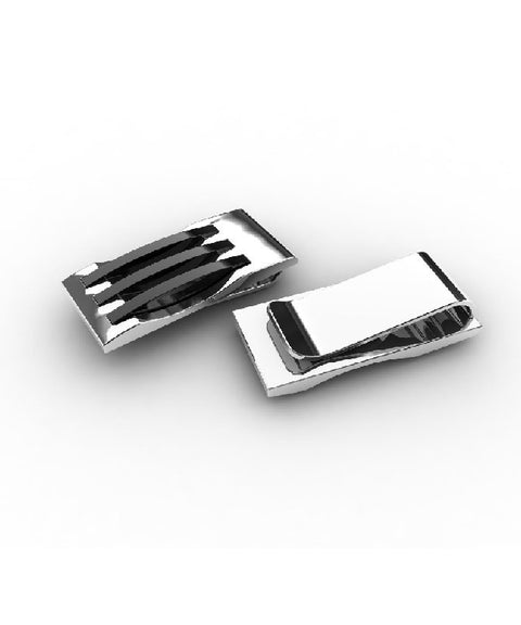 Cudworth Stainless Steel Money Clip