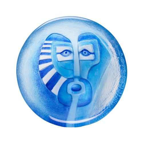 Maleras MJ Shama Bowl Blue - Theodore Designs