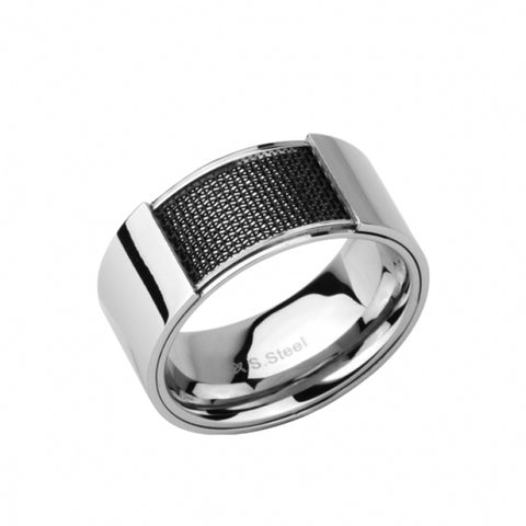 Stainless Steel  Ring - Theodore Designs