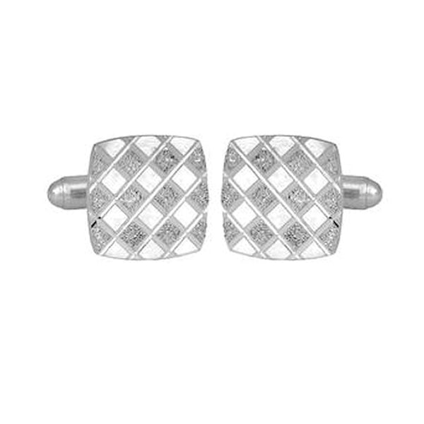 Sterling Silver Cufflinks - Theodore Designs