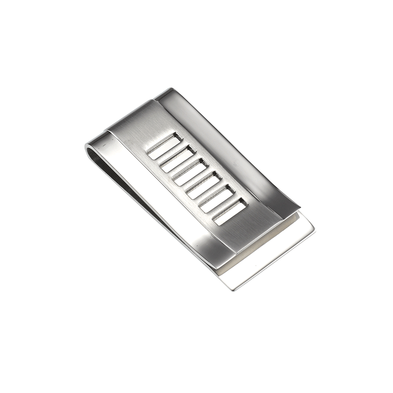 Cudworth Stainless Steel Money Clip - Theodore Designs