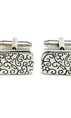Theodore Filigree Design Cufflinks - Theodore Designs