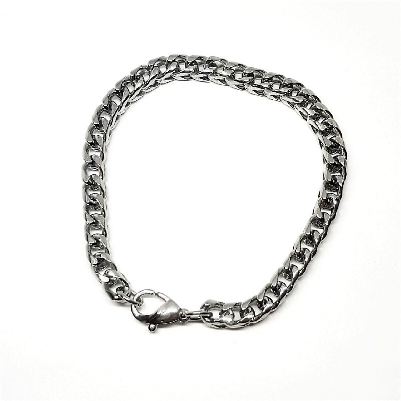 Stainless Steel  Link Chain Bracelet - Theodore Designs