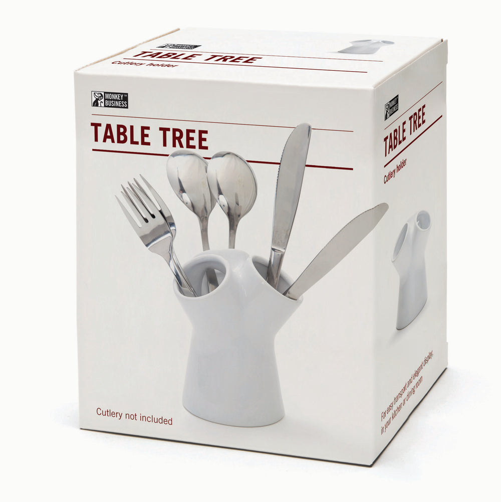 Table Tree - Ceramic Cutlery Stand