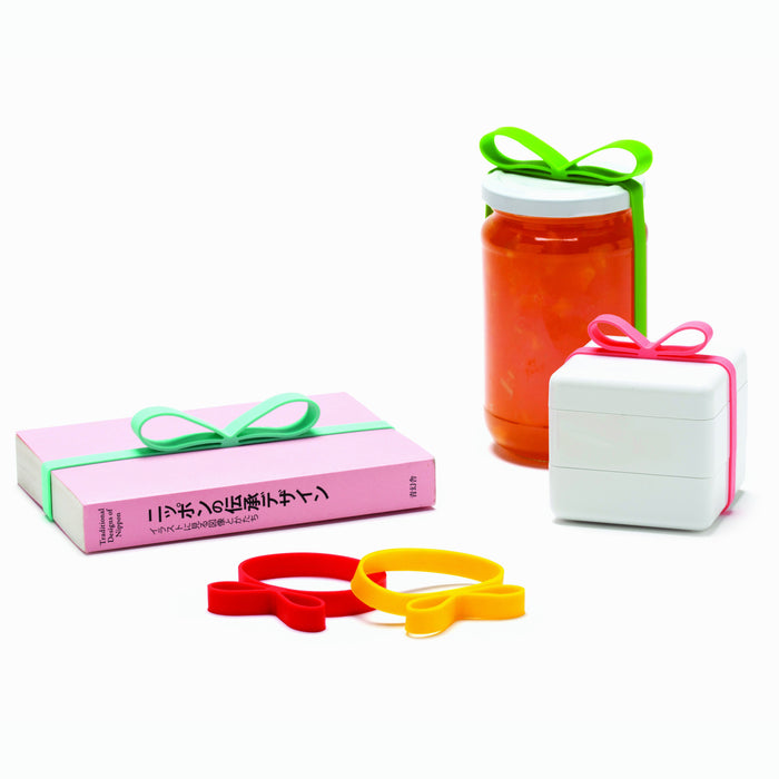 Gift Wrapping Ribbon Bands - Mulitcolor