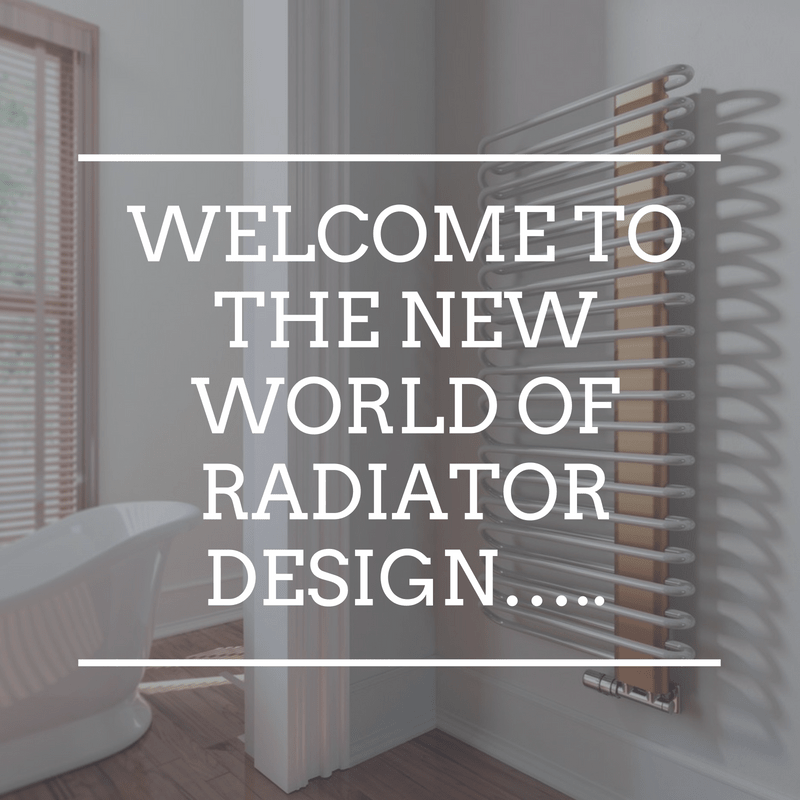 Welcome to the new world of radiator design…..