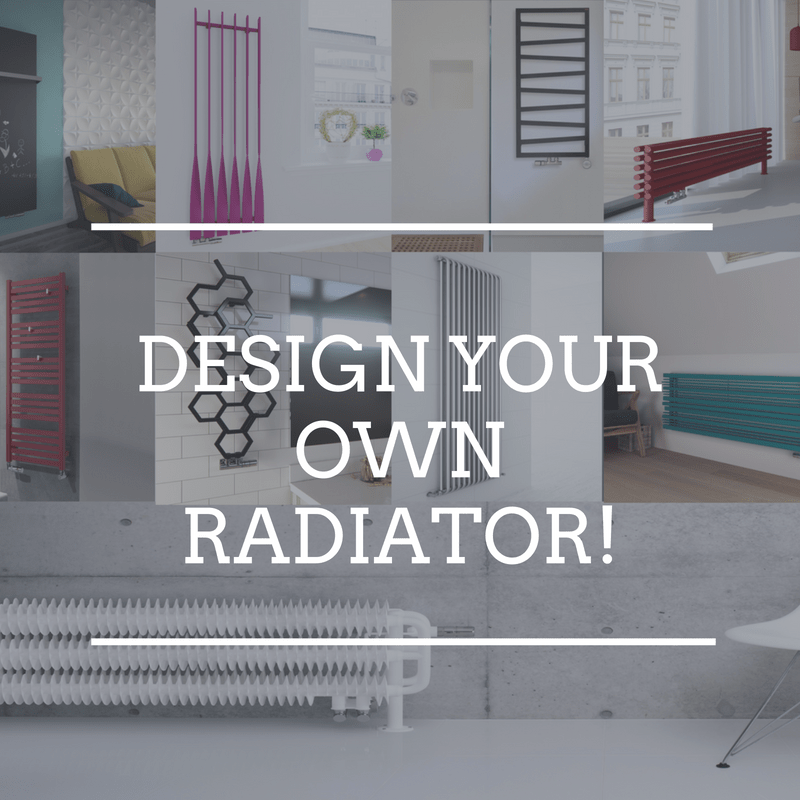 Design Your Own Bespoke Radiator - Made to fit!