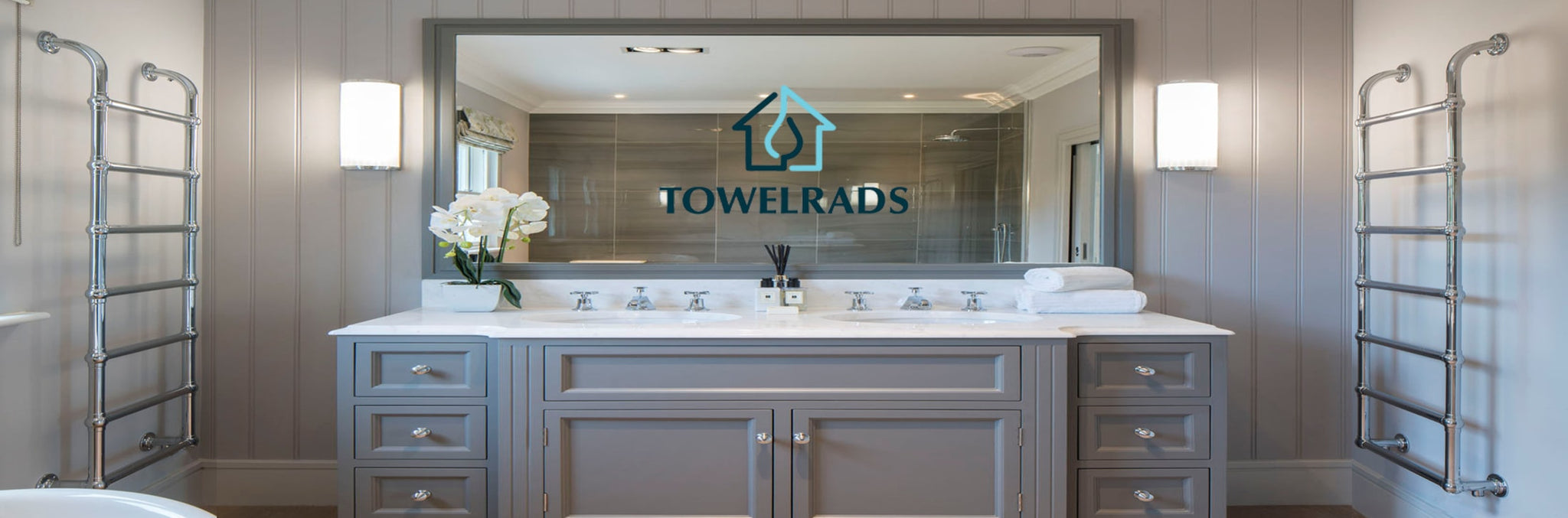 Towelrads Radiators Towel Rails banner