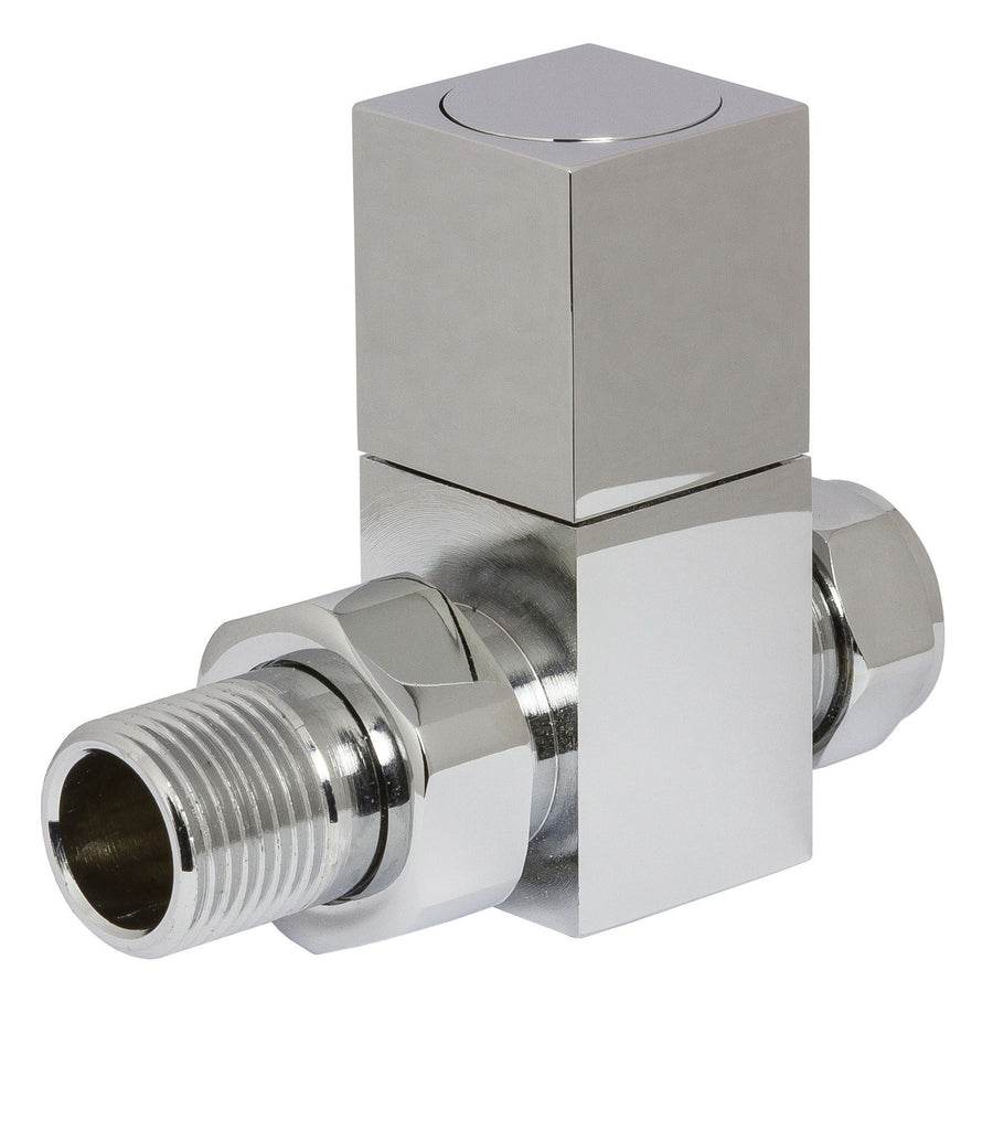 Heating Style Square Radiator Valves