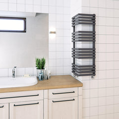 Terma Outcorner Space Saving Towel Warmer