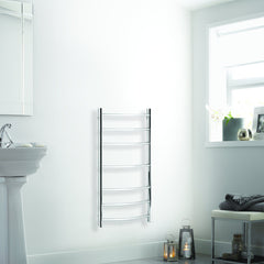 Walton Designer Dry Electric Towel Rail