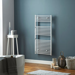 Chrome Heater Ladder Towel Rail Radiator