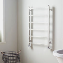 Diva Polished Stainless Steel Designer Radiator