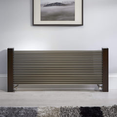 Accuro Korle Excel 600mm Luxury Designer Horizontal Radiator