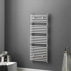 Iridio Designer Towel Rail | Ladder-Style Bathroom Radiator