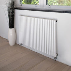 HeatQuick Aspen Horizontal Designer Radiator | Living Room Radiator