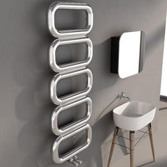 Carisa Talent Designer Radiator | Stainless Steel Designer Radiator