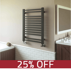 Terma Bone Designer Towel Warmer - Clearance (Selected Sizes)