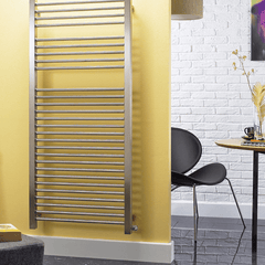 Accuro Korle Centurion Designer Towel Radiator Towel Rail Warmer High Heat Output Stylish Modern Contemporary Design