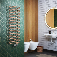Terma Swale Designer Towel Rail | Designer Bathroom Radiator